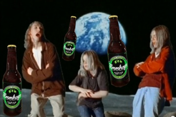 (Seriously, they made a beer and called it Mmm Hops)